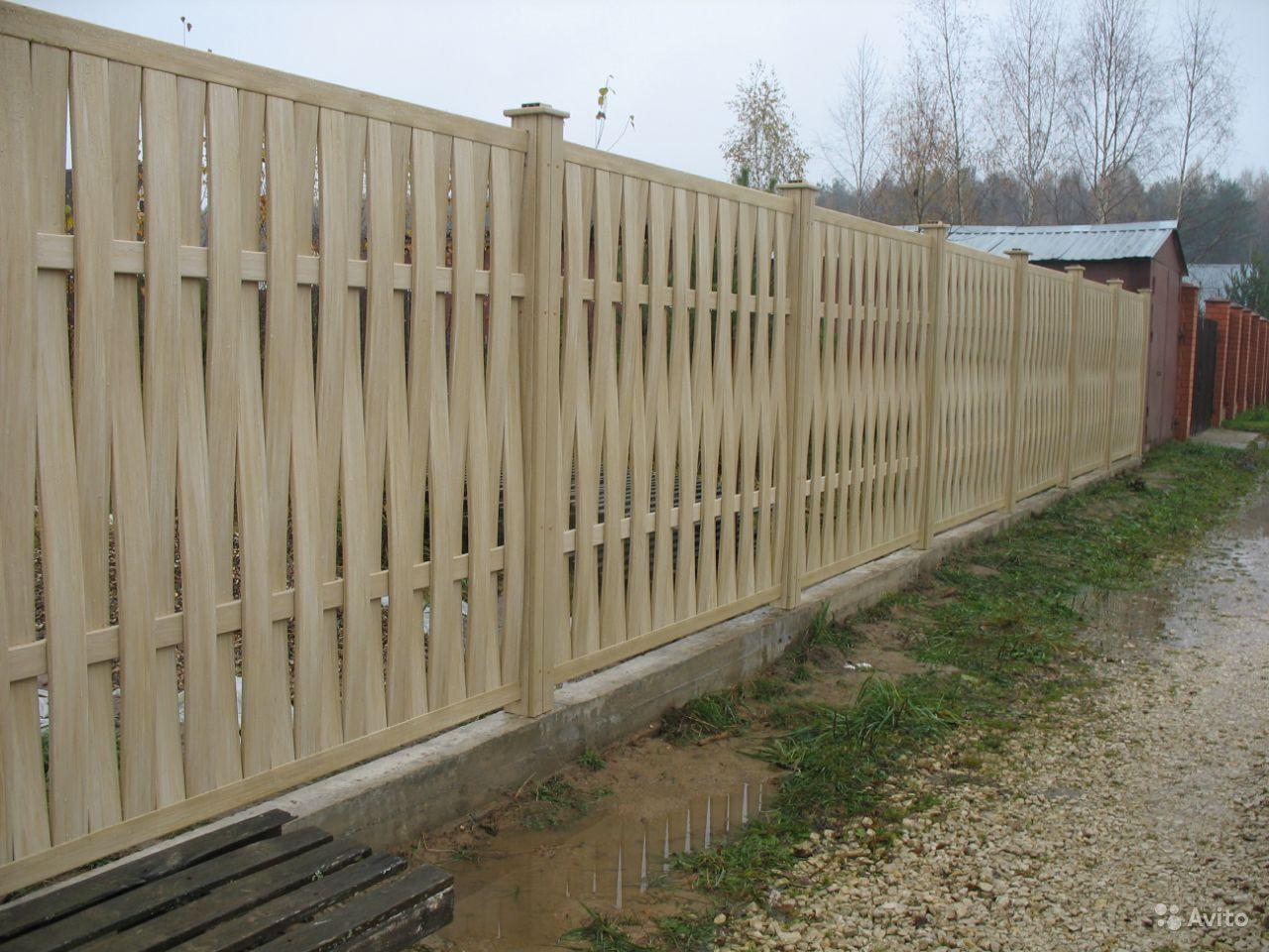 Оригинальный забор для дачи своими руками фото